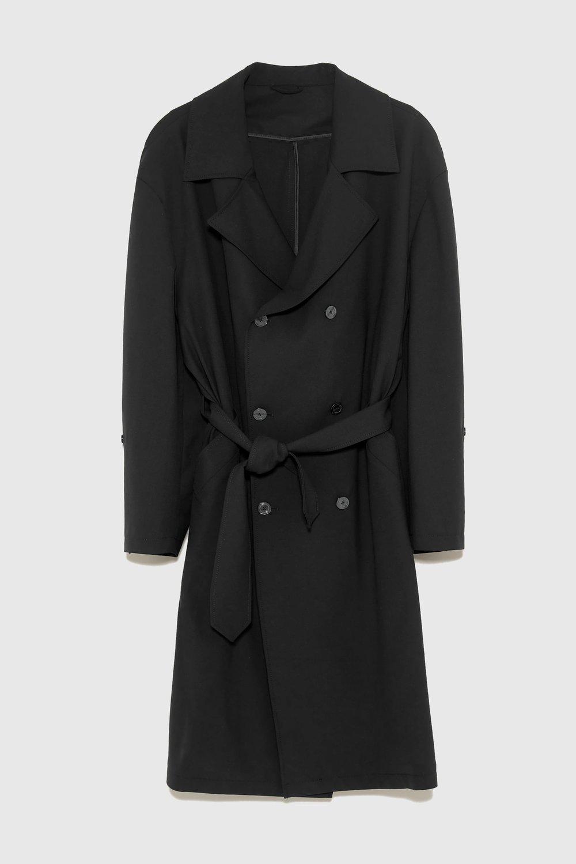 Zara trench coat - £119