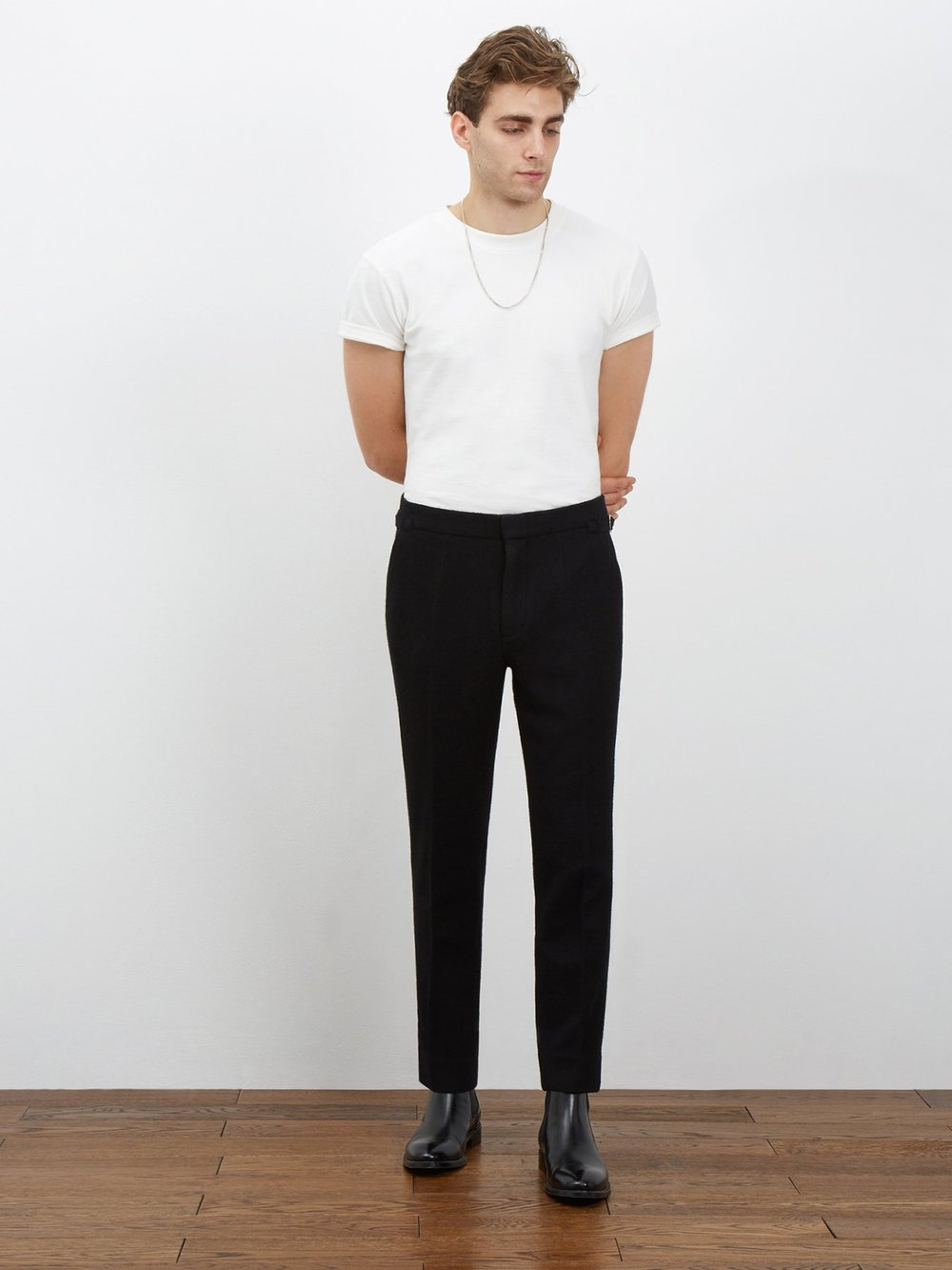 Basic Rights trousers - £175