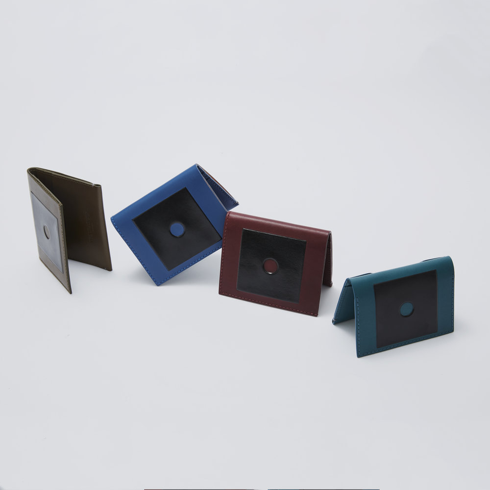 NEW Troubadour Colourful Wallet Collection - Card Wallets - Group Shot.jpg