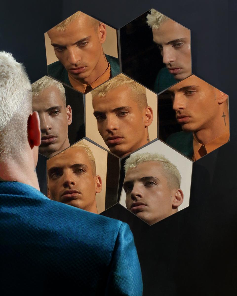 Total look -  Roberto Cavalli