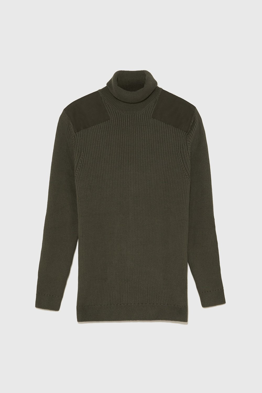 Zara turtle-neck sweater - £29.99 - We will be living in this until it starts to get a little warmer