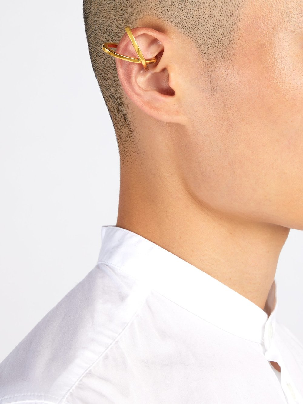 Alan Crocetti ear cuff at Matches - £515 - Stand out from the crowd for all of the right reasons