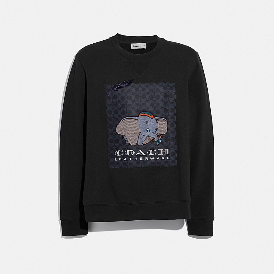 Coach x Disney sweatshirt - £195 - Perfect bit of merch before the movie drops