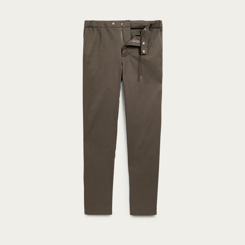 Desert rock 24 trousers - £125 - Wear anywhere trousers that are both comfortable and elegant, from L'Estrange London x Bombinate