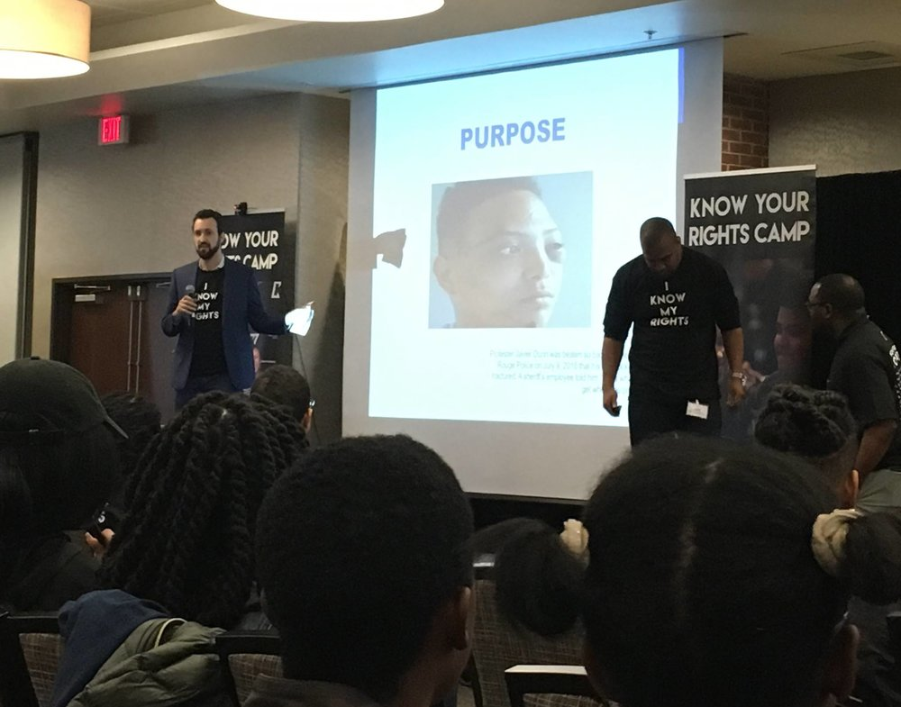 2018.2.27 - Teaching at Colin Kaepernick's Know Your Rights Camp.jpg