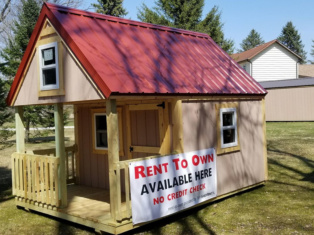 Rent To Own Barn
