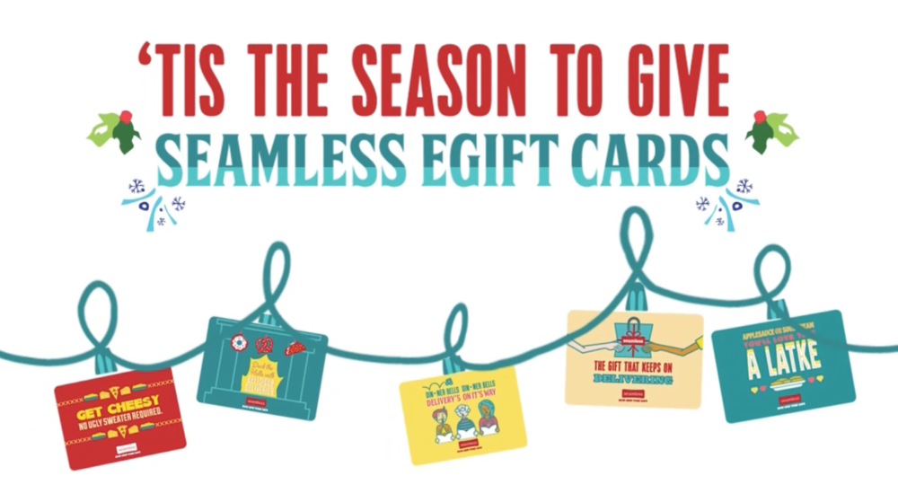 Holiday Gift Card Videos (Grubhub & Seamless) — Aaron M - Art ...