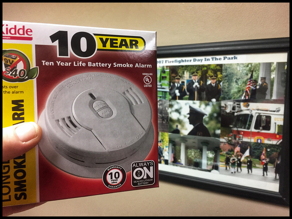 The Quincy Fire Department will provide you with a 10-year battery life span smoke detector. Just call them at 217-228-4459. Many rental properties don't have these in place. Make sure you get yours ASAP. This is especially important if you are living in substandard housing. It's possible your electrical wiring may not meet basic safety codes.