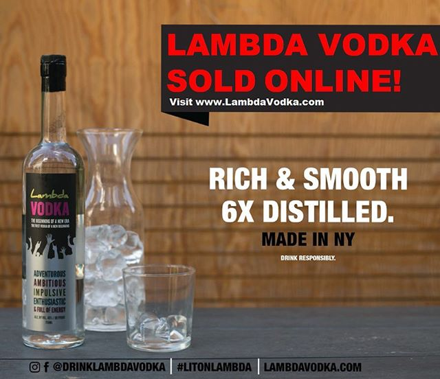🌈🌈Get your bottle today at our online store! Free shipping with select purchases! 🌈🌈 www.lambdavodka.com . . . #litonlambda #lambdavodka #pride2019 #pride🌈 #losangeles #equality #lgbtq🌈 #lgbt #lgbtqpoc #lesbian #gay #bisexual #transgender #queer #nonbinary #jussiesmollett #harlem #florida #miami #losangeles #brooklyn #queens #statenisland #longisland #bronx #atlanta