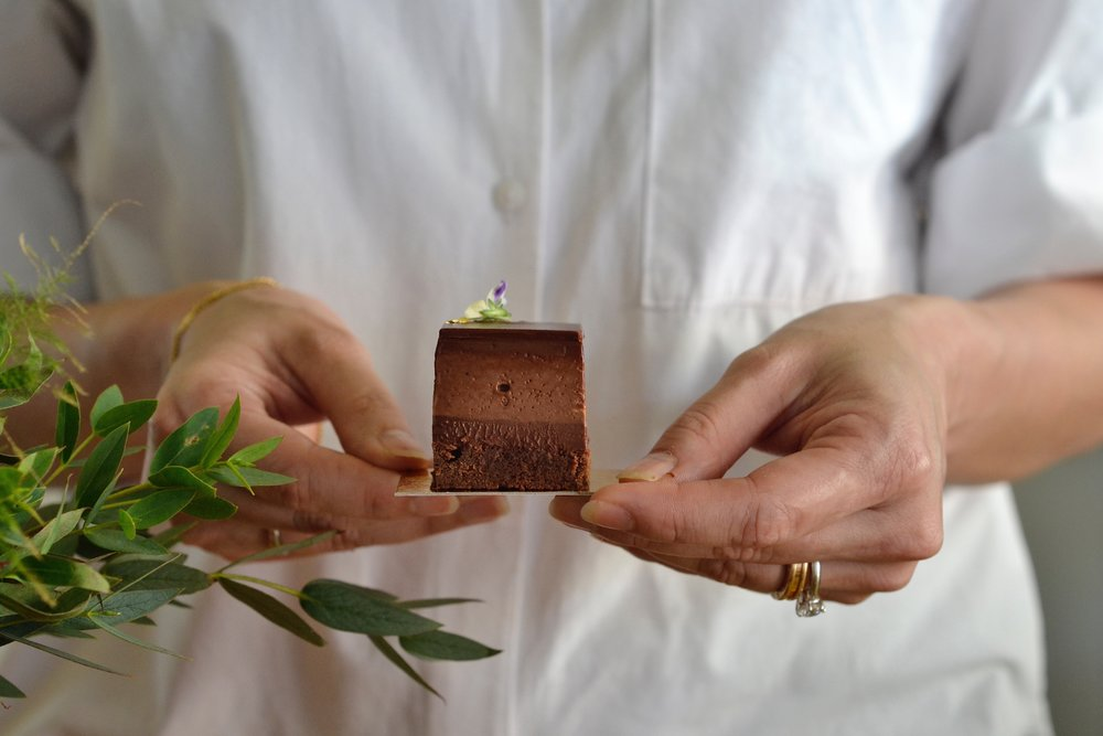 Mini 100% Chocolate Cake