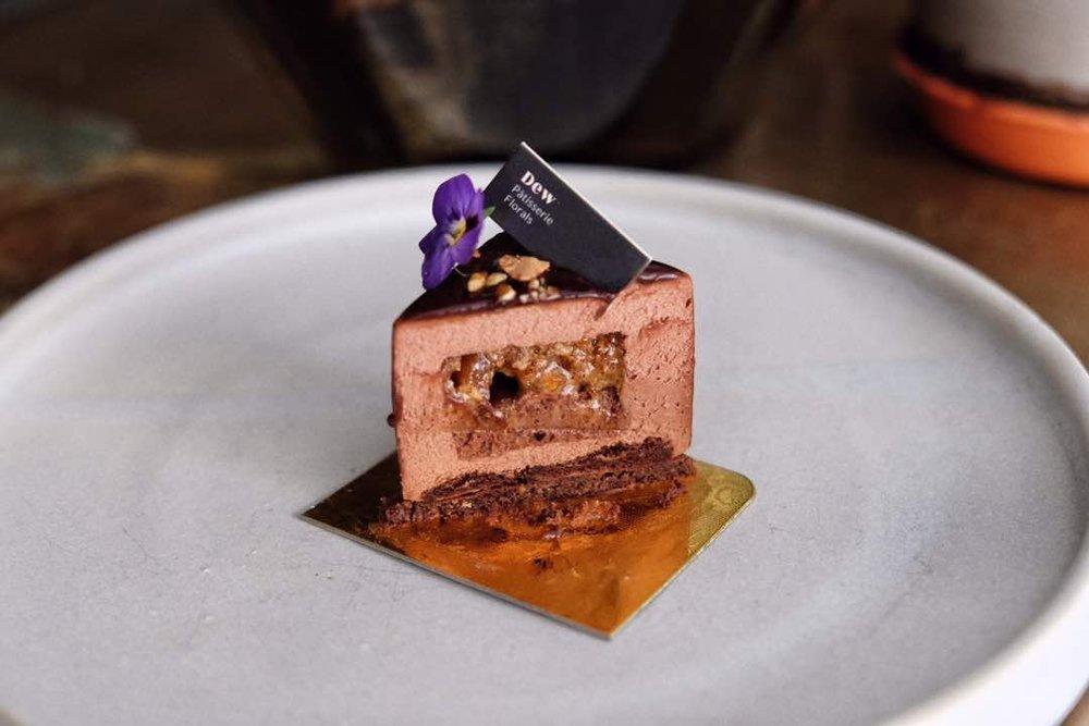 Mini Chocolate & Hazelnut Mousse