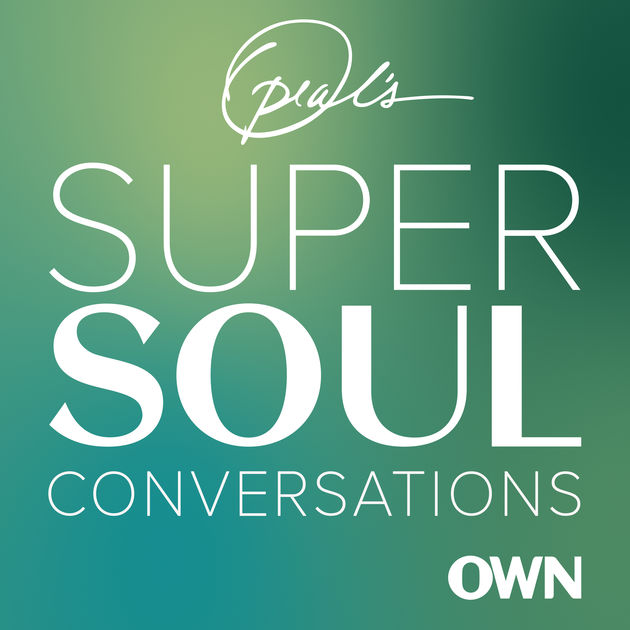 I love love love Super Soul Sundays and these conversations. They are uplifting and can provide a different perspective on the struggles we all experience.  Dr. Brene Brown is truly a trail-blazer as are so many of her guests!  Hope you enjoy the podcasts as much as I do....