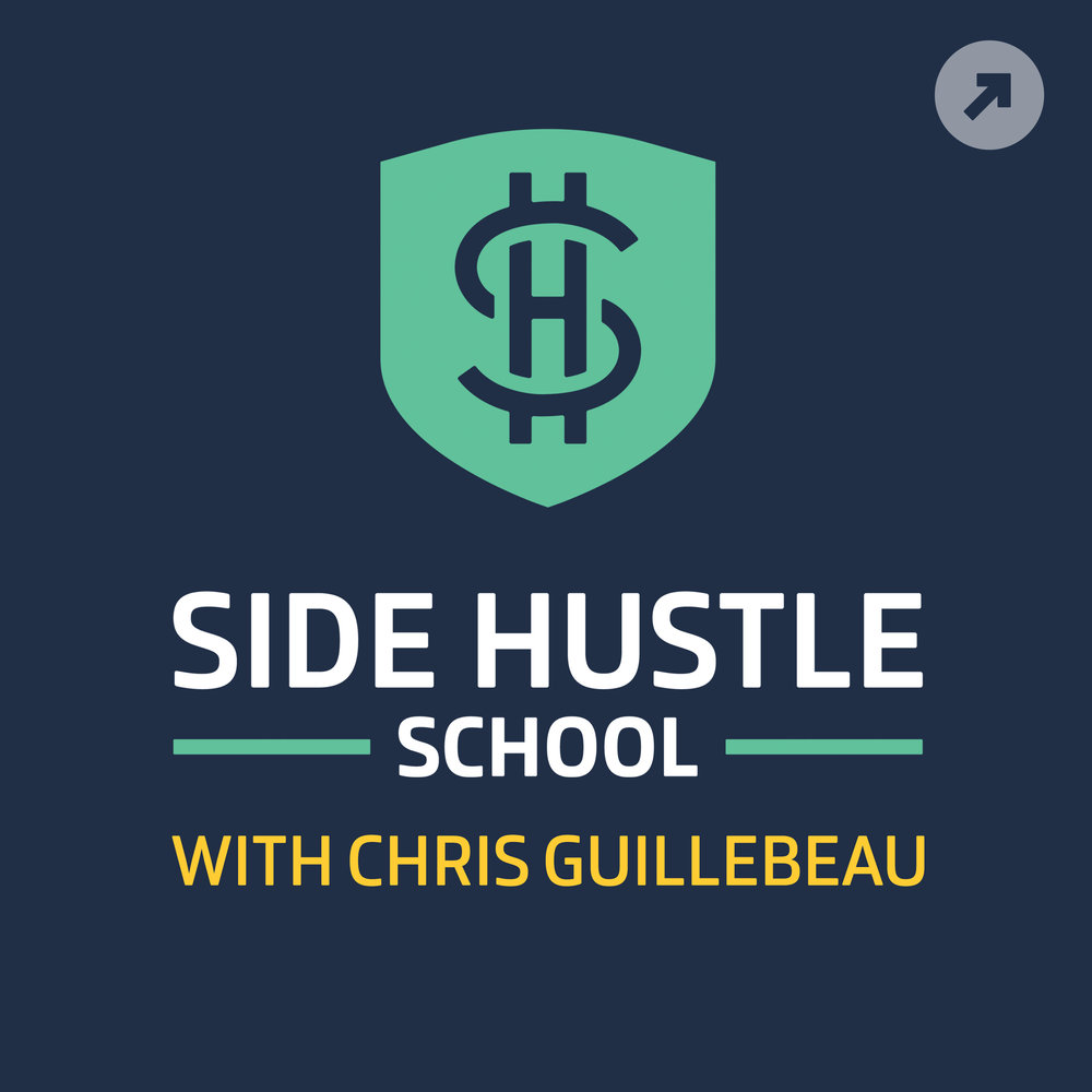 I have had an entrepreneurial spirit since birth and this quick podcast is usually under 7 minutes and can get the creative juices in your brain flowing.  Chris has a voice that takes getting used to, but the content is what you want to focus on.  Just think of the possibility of financial freedom and push past any other obstacle.