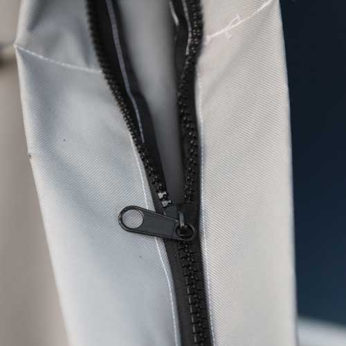 The Original Porch Pirate Bag Zipper