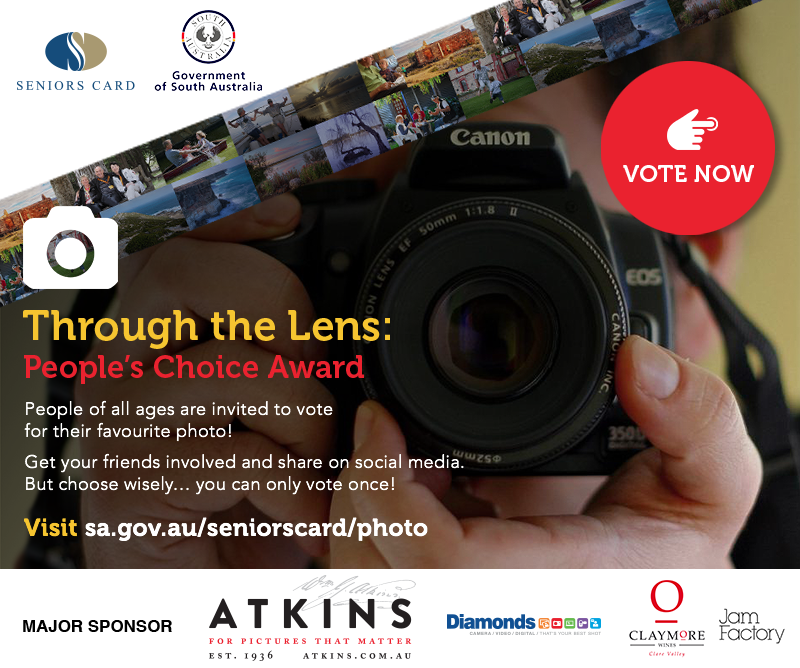 - Just by voting, members of the public who choose their favourite photo have a chance to win a DJI Spark Quadcopter Drone valued at $692!