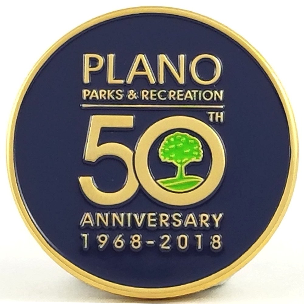 Plano Texas Parks & Recreation 50th Anniversary