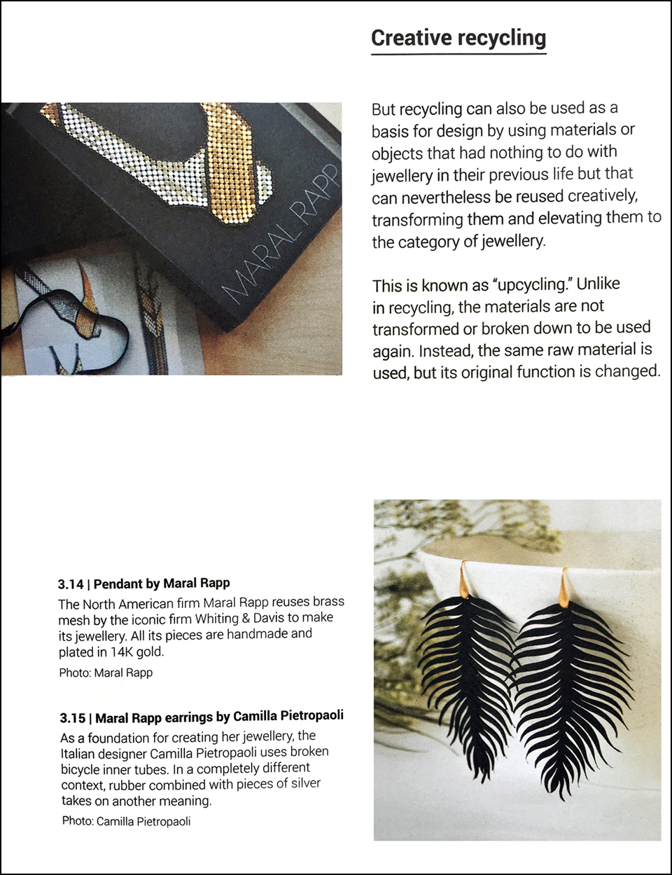 Sustainable Jewellery, Principles and Practices for Creating an Ethical Brand, 2018