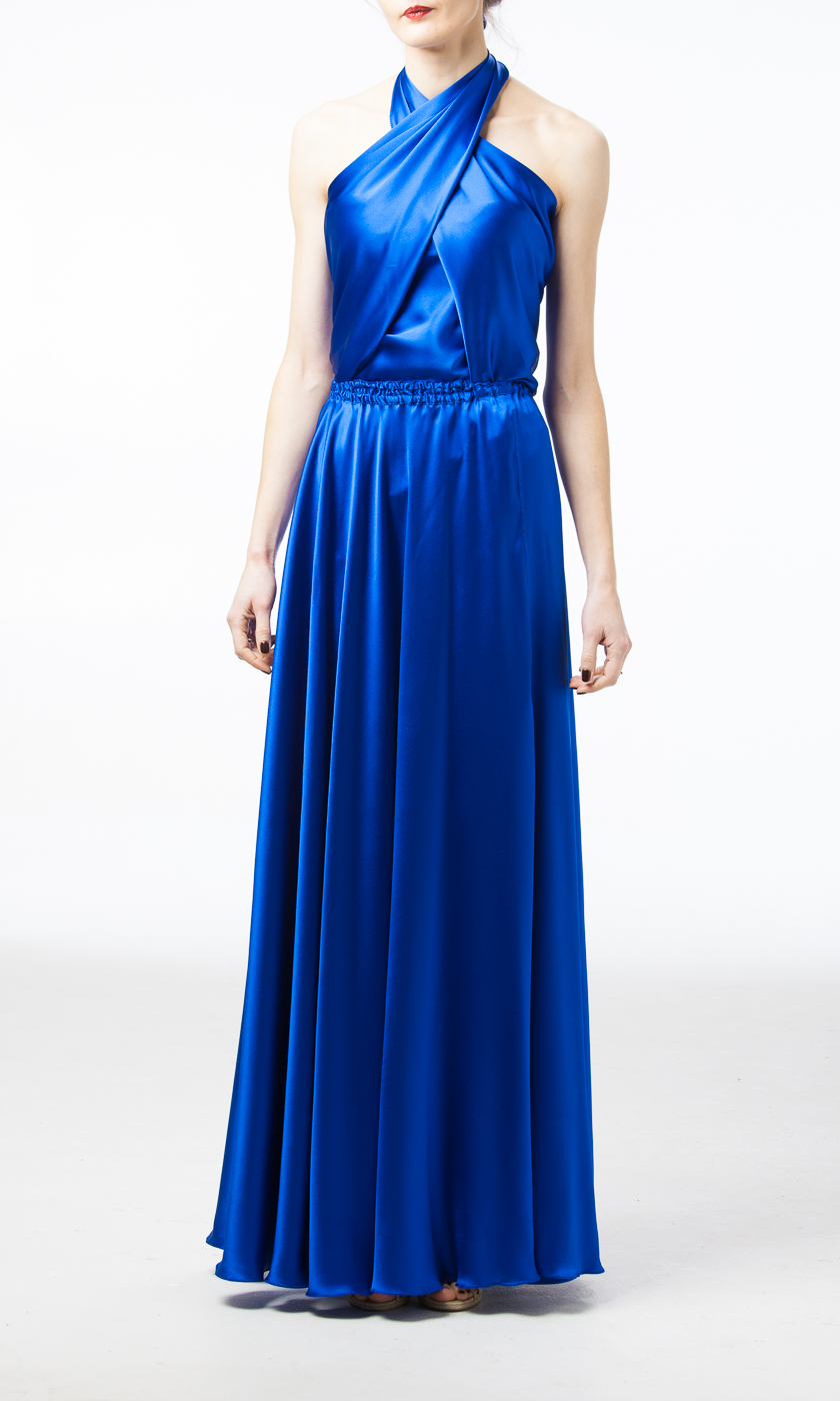 Вечернее платье−трансформер