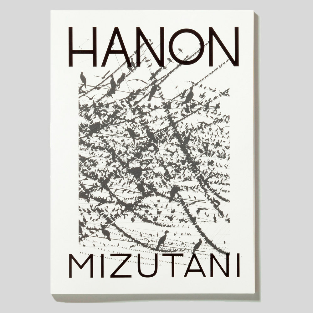 Photobok Review: HANON - Yoshinori Mizutani - Review by Kristian Häggblom