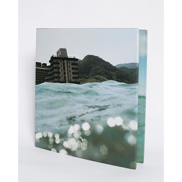 """Book #11: Asako Narahashi's wonderful """"Half Awake and Half Asleep in the Water"""" is featured in the Tsuka Exhibition until July 15. Not the first time seen in Australia but one of the last copies of this print edition. @ccp_australia #tsukaexhibition #tsukaproject #japanesephotography @hajimekimura @kazumaobara @chikakoenomoto0429 @chigaa @kosukeokahara @risakusuzuki @mayumisuzuki_jp @mayumisuzuki_jp"""