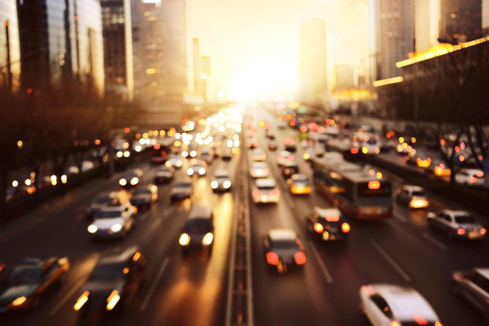 Interurban Road Networks