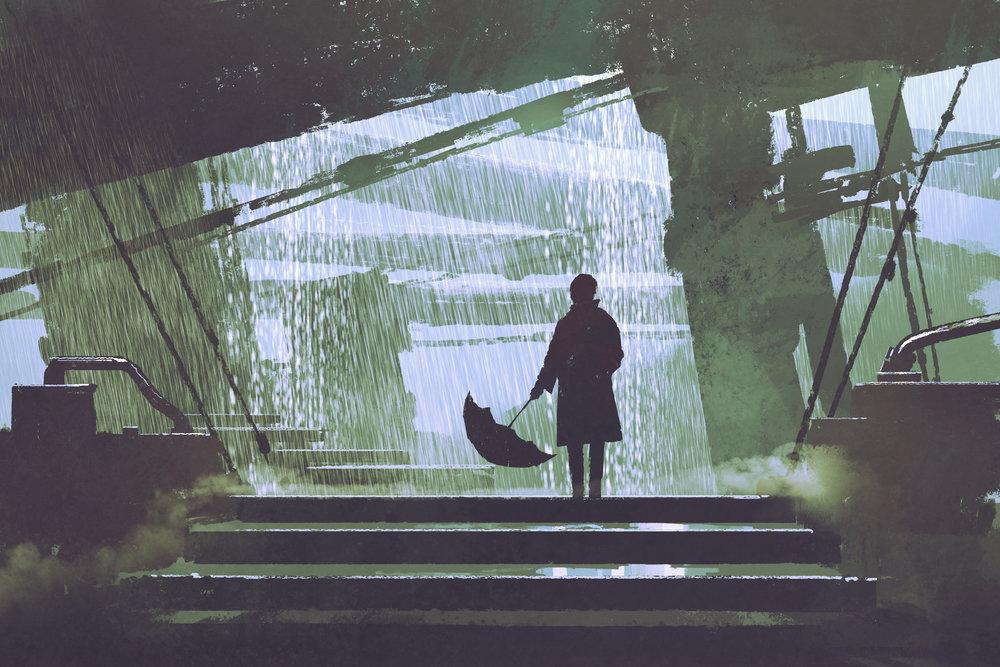 Intense Rain