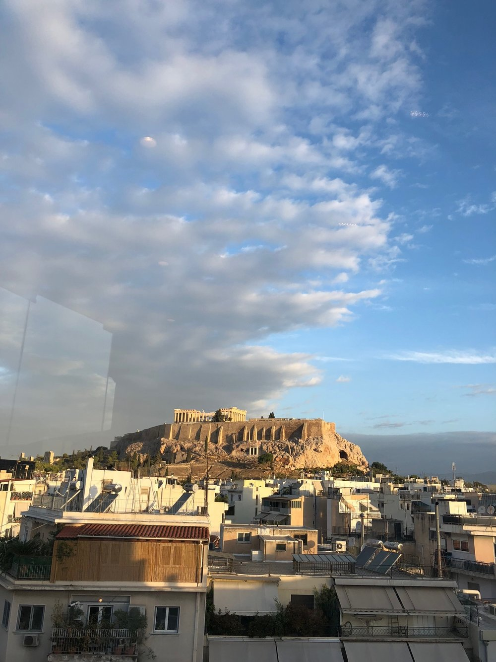 Sunny Athens (c) AGS