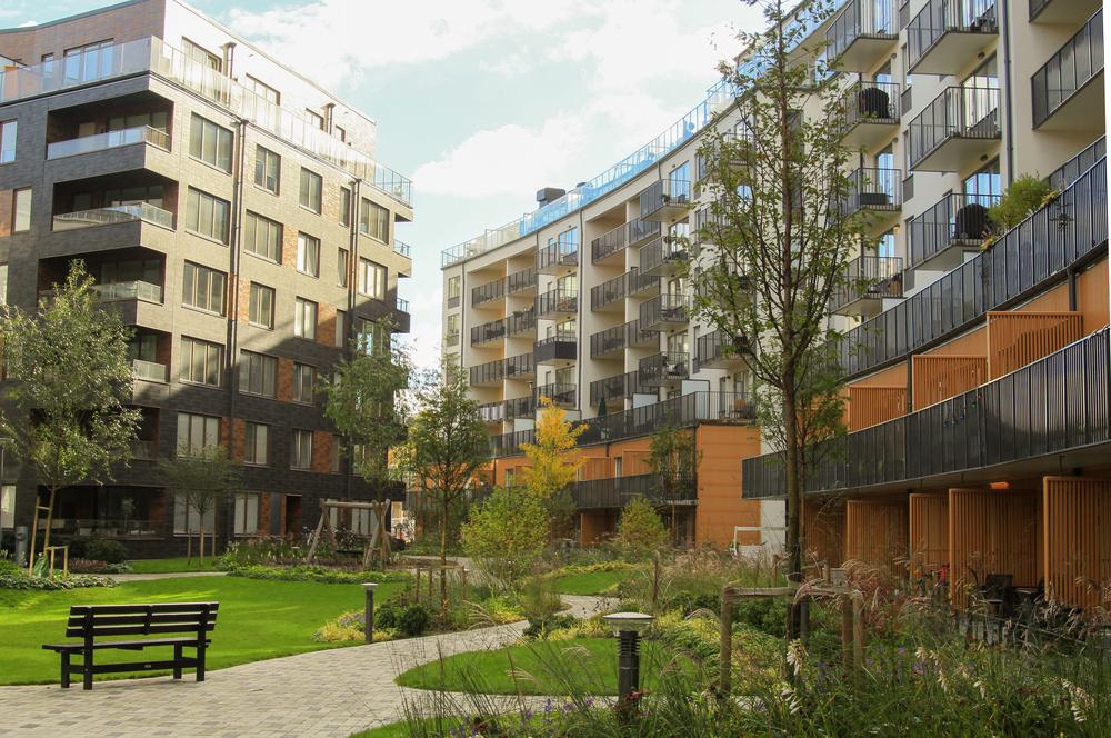 The Hammarby Kaj in Stockholm (c) AKA-PHOTO / Shutterstock.com