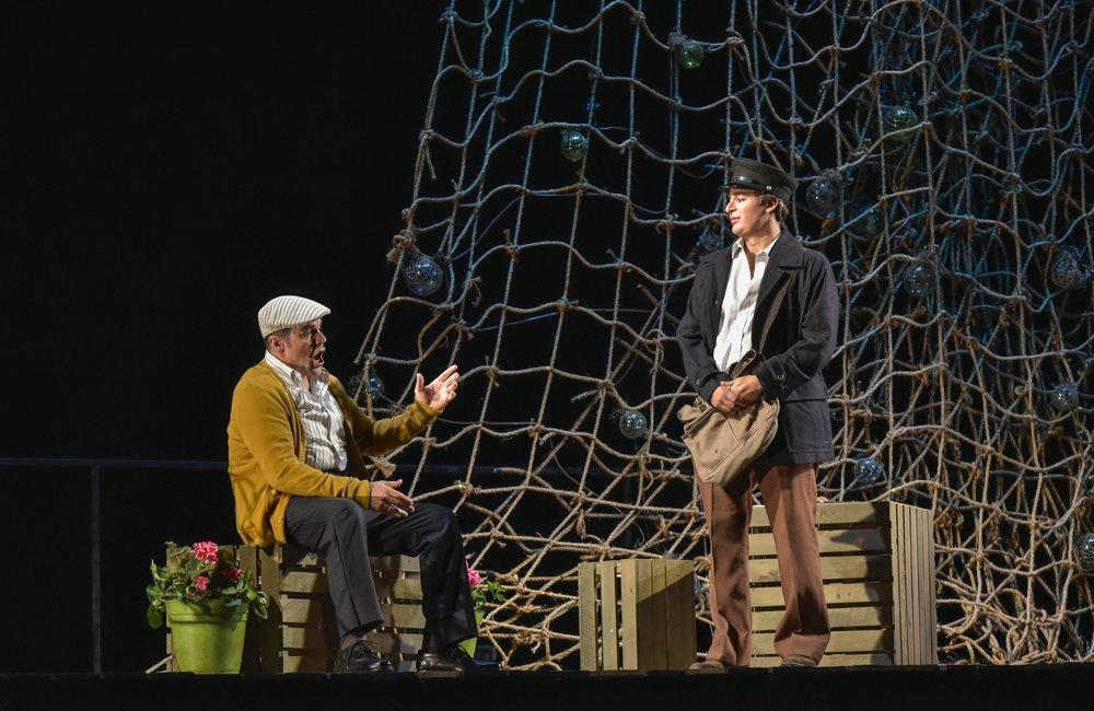 Il Postino   Opera Saratoga - 2016