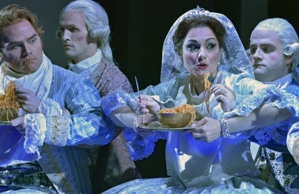La Cenerentola    Opera Saratoga - 2015