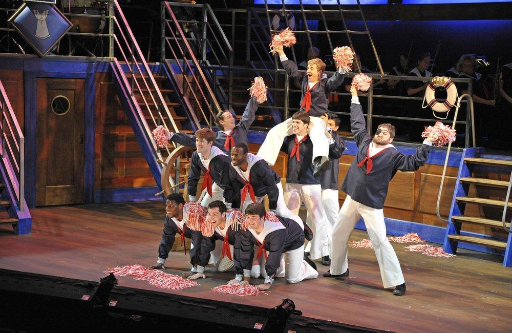 H.M.S. Pinafore   Opera Saratoga - 2013
