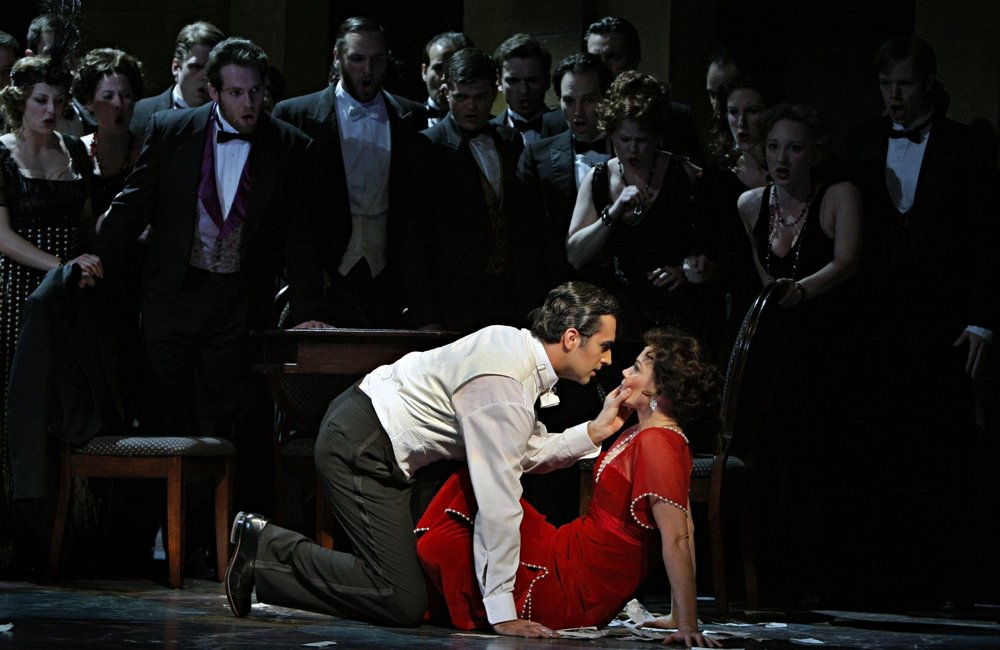 La Traviata   Minnesota Opera - 2011