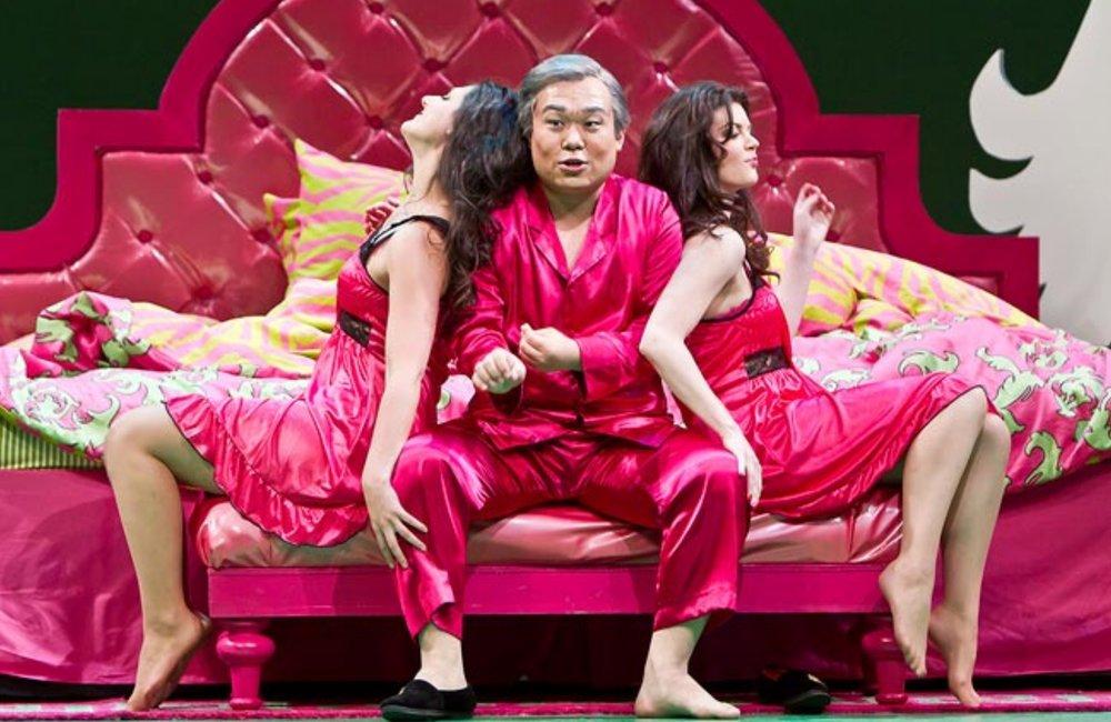 La serva padrona   Opera Santa Barbara - 2011