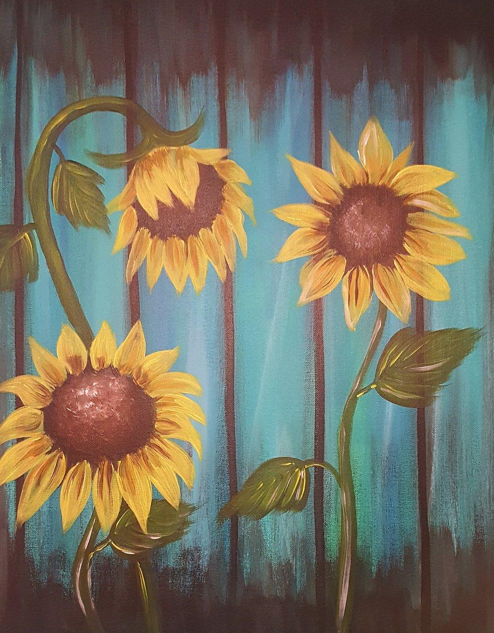 3 sunflowersjpg