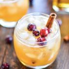 Pumpkin Beer & Apple Cocktails