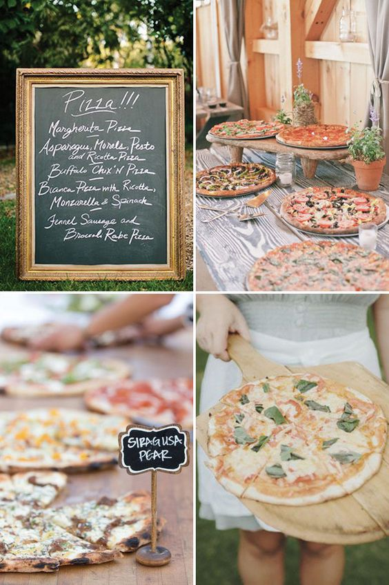 Wedding Blog - Wedding Food Ideas