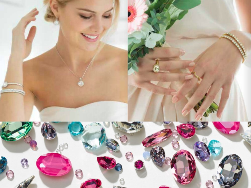 Melissa from Touchstone Crystal - One of our favorite jewelers for trendy bridesmaids gifts, non-precious gems, and non-traditional stones.