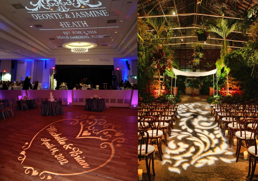 Glossary of Wedding Words Gobo