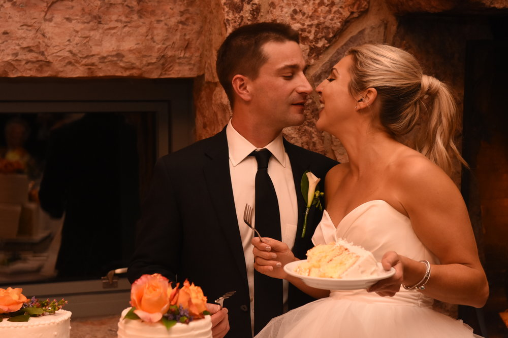 Real Wedding of Ashley & Aaron
