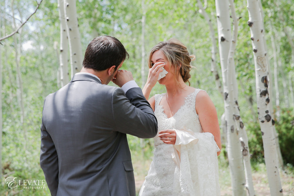 Elevate Wedding Photography  at Granby Ranch