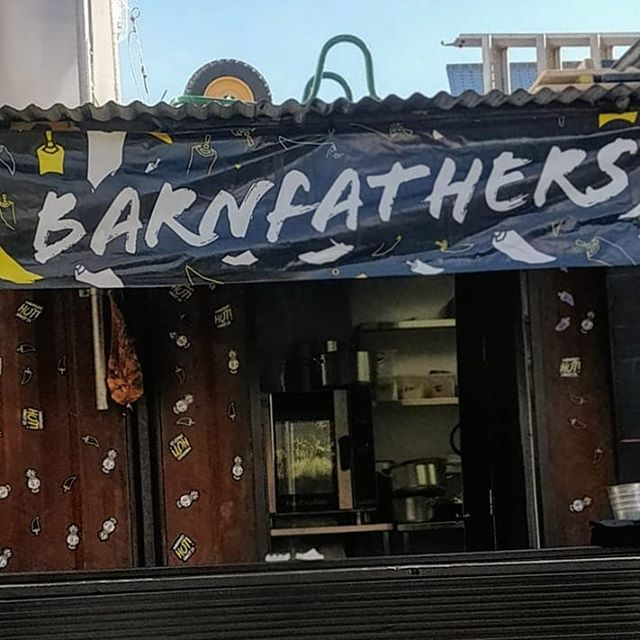 Big thanks to everyone who came down this week. We had alot of fun with #barnfathers build your own BBQ @theinstituteoflight. We're back open on Wednesday and will post our menu shortly. Much love from Barnfathers ♥️♥️
