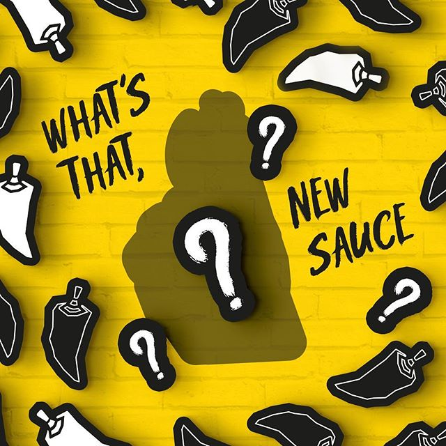 What's that new sauce? We've been working on a new little number over the past few months. Super stoked to launch soon! 🔥👆🔥👆#fresh #tasty #bangin' #barnfathers • • • • • #sauce #hotsauce #spicy #eastlondon #delish #hot #1 #hackney #eating #tasty #foods