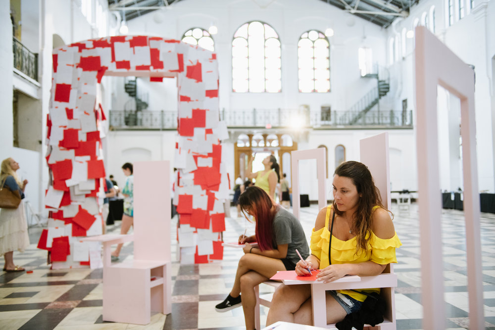 To Future Women installation at the Smithsonian Arts & Industries Building, Washington DC_2018_photo Kate Warren_2.jpg