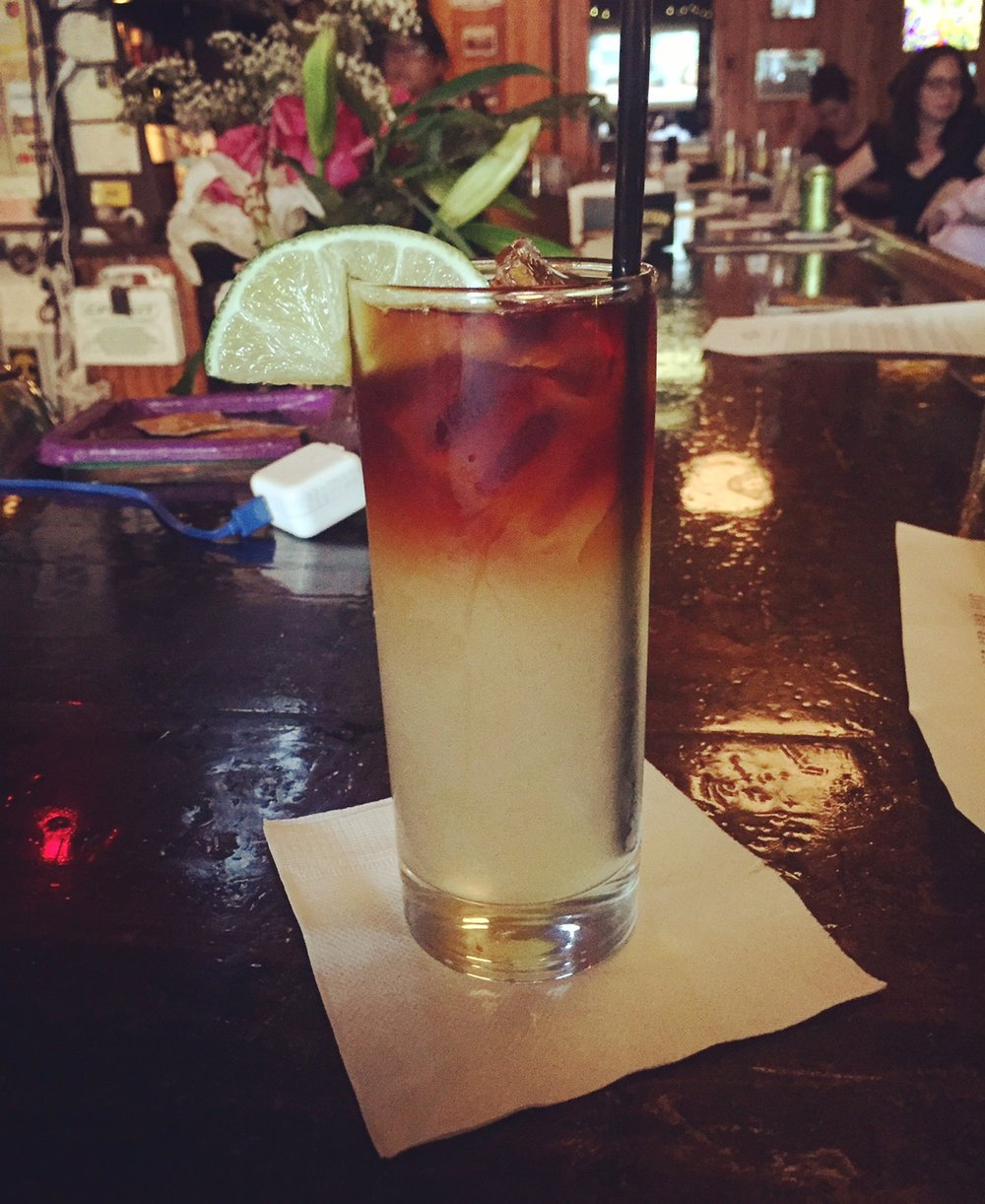 Dark and Stormy at Pacific Standard