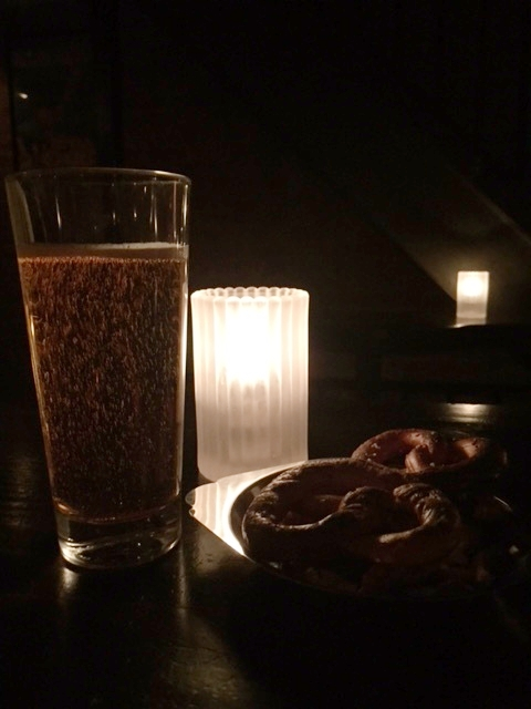 """Cidre"" and pretzels at Middle Branch"