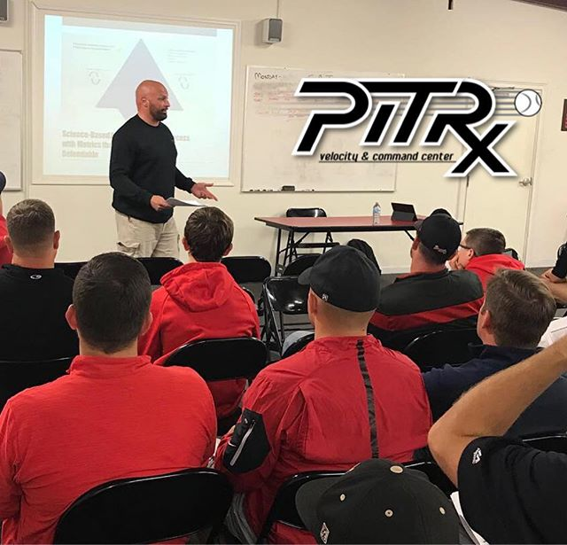 Friday night lecture covering all components of human performance!  Great kick off to the weekend with Loganville HS Baseball! #4dsportsny #pitrxbaseball #baseball #atlanta #ny #baseballpitcher #pitcher #sportsscience #educated #sharetheknowledge