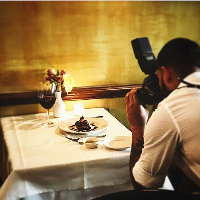 We are so very excited for our brand new website to be in motion! Stay tuned to see all the great work @nickysamss does for us! And a very special thanks to @nnoverstreet for a fantastic photo shoot today! #fultonfive #charlestonfoodie
