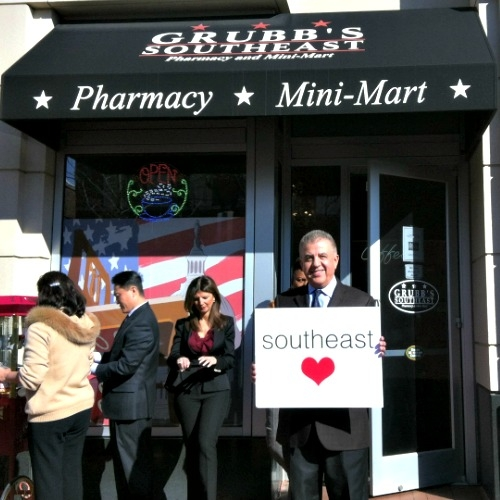 WILLIAM FADEL   President & CEO  Grubb's Pharmacy SE