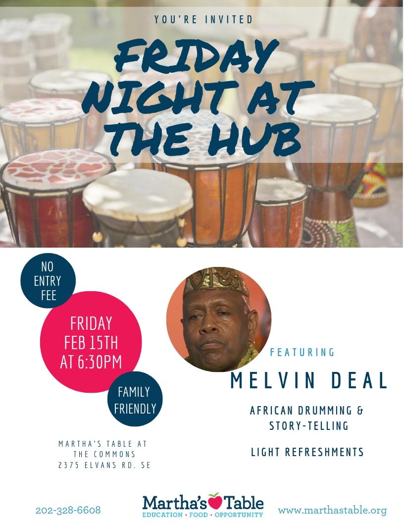 Friday Night at the Hub flyer FEB 2019.jpg