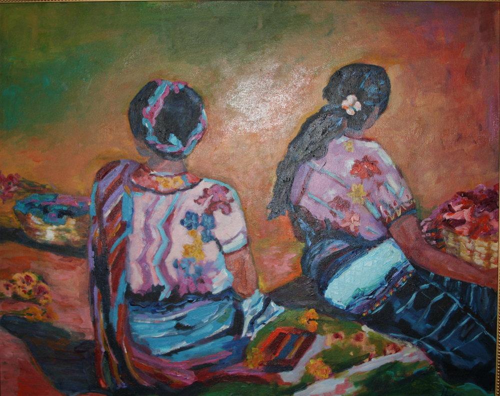 Mujeres Vendiendo en el Mercado.jpg